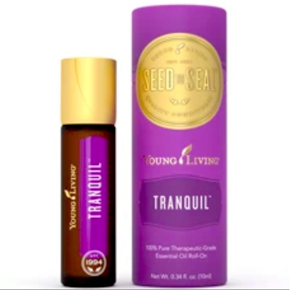 NEW Young Living Tranquil Essential Oil Roll-On